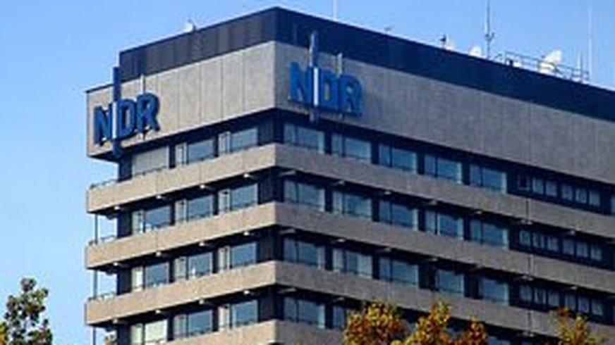 Sendergebäude des NDR