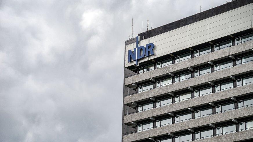 Haus 11 des NDR in Hamburg-Lokstedt
