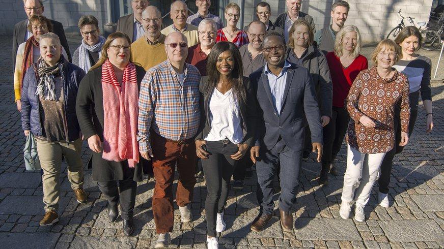 Gruppenbild Kandidaten PR Wahl 2019